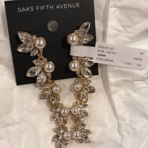 Saks Fifth Ave Earrings
